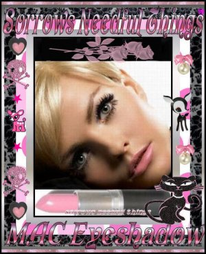 MAC Cosmetics Satin Lipstick ~ Snob ~ Very Pretty Nude Mauve