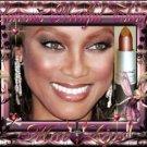 MAC Cosmetics Glaze Lipstick ~ Plant A Kiss ~ Discontinued ~ Culturebloom Collection