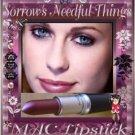 MAC Cosmetics Lustre Lipstick ~ Fast Lane ~ Discontinued ~ Rushmetal Collection