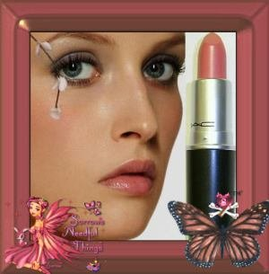MAC Cosmetics Glaze Lipstick ~ Ahoy There! ~ Discontinued ~ Naughty Nauticles Collection