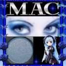 MAC Velvet Eye Shadow ~ Blue Edge ~ Limited Edition ~ Technacolor Collection