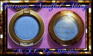 MAC Eye Shadow ~ Belle Azure ~ Limited Edition ~ Very Rare