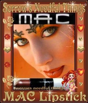 MAC Cosmetics Matte Lipstick ~ Eclipse ~ Discontinued & Rare ~ Moonbathe Collection
