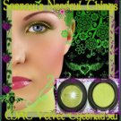 MAC Frost Eye Shadow ~ Eyepopping ~  Limited Edition ~ C-Shock