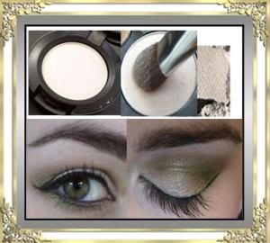 MAC Satin Eye Shadow ~ Mylar