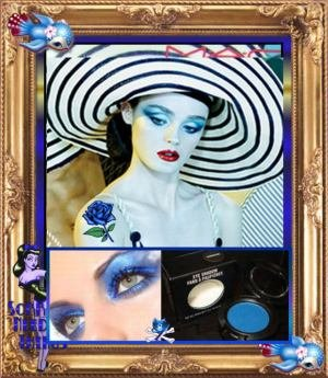 MAC Frost Eye Shadow ~ Submarine ~ LE Naughty Nauticles Collection