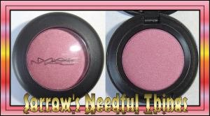 MAC Starflash Eye Shadow ~ Sunset B