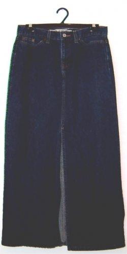 Gap jeans skirt like new!