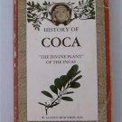 "Book ""History of coca, the divine plant of the incas"""