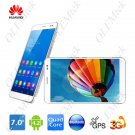 "HUAWEI Honor Mediapad X1 7"" Android 4.2.2 Hisilicon Kirin 910 Quad-core 3G Phablet w/ Bluetooth GPS"