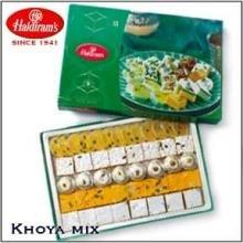 Khoya Mix