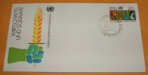 Foreign United Nations First Day Cover, FDC