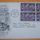 100 years of the progress of women first day cover 1948 (FDC)