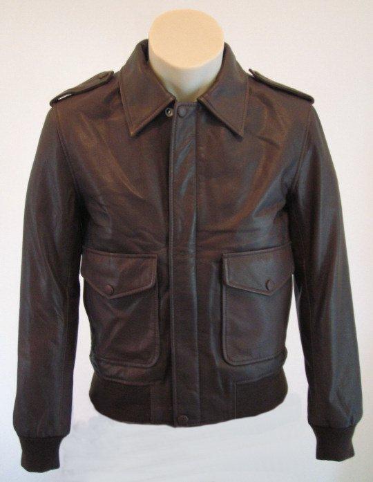 Men 1930 Classic Bomber Jacket