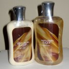 Bath & Body Warm Vanilla Sugar Bubble Bath & Body Lotion Signature New 2 Pieces