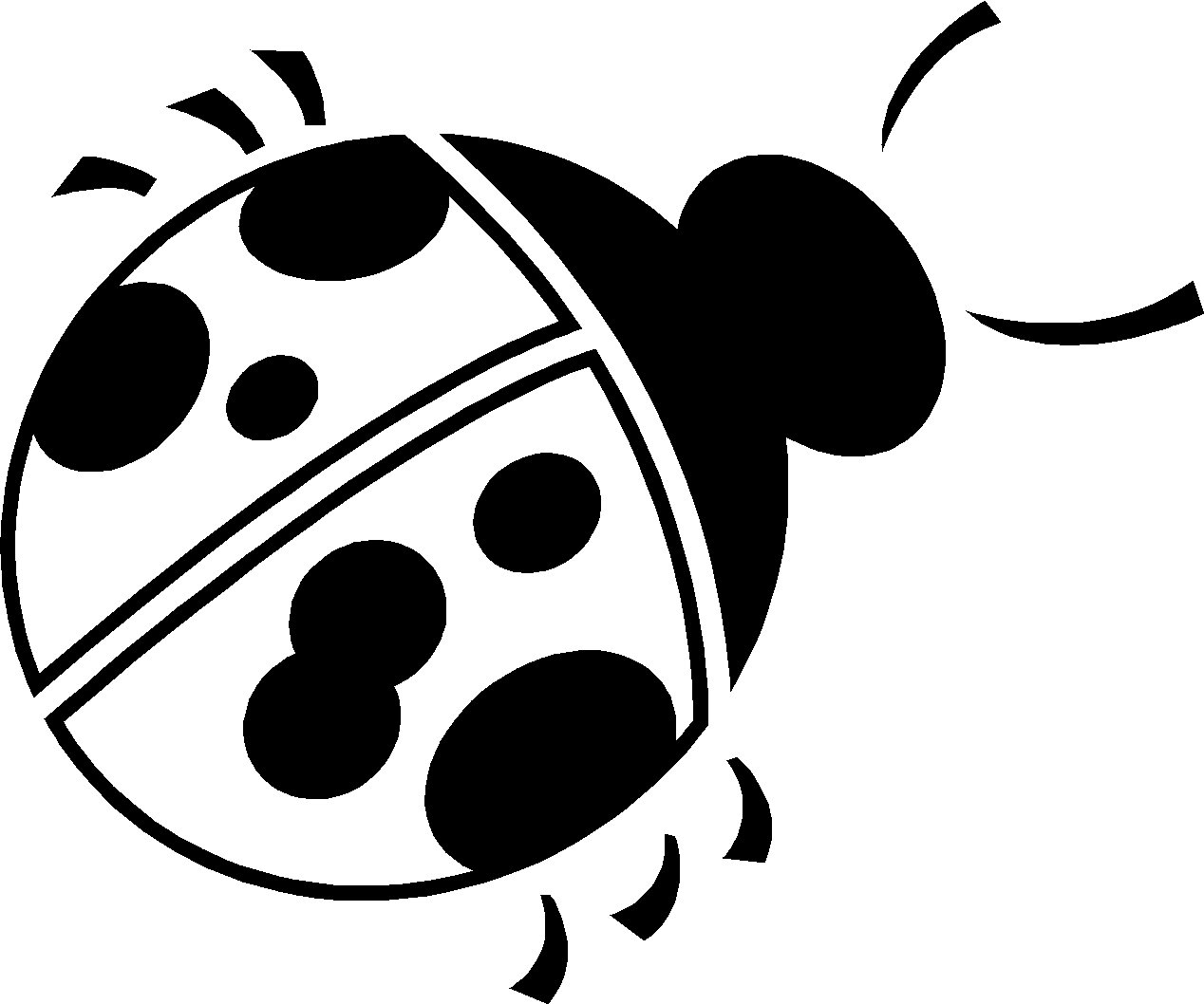 ladybug vinyl decal sticker