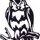 owl vinyl decal sticker