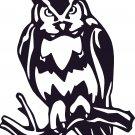 owl vinyl decal sticker