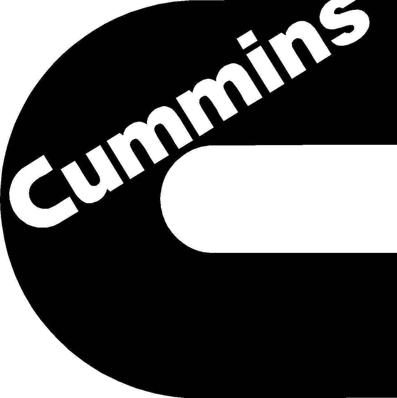 cummins diesel logo vinyl decal sticker