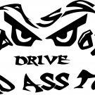 BAD ASS BOYS DRIVE BAD ASS TOYS VINYL DECAL STICKER