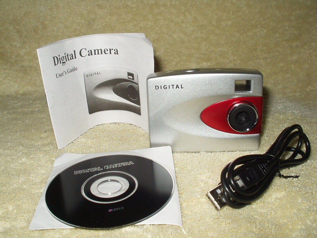 digital camera  unbranded generic china