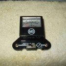 vintage analog m5 voltmeter volt meter 5v-1mA-1A