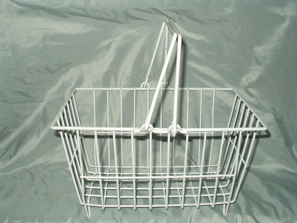 """drying dish rack with handles plastic coated metal 12""""w x 8""""d x 6"""" t dishwasher"""