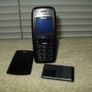 nokia 1600 b rh-65 cell phone w /bl-5c li-ion battery untested