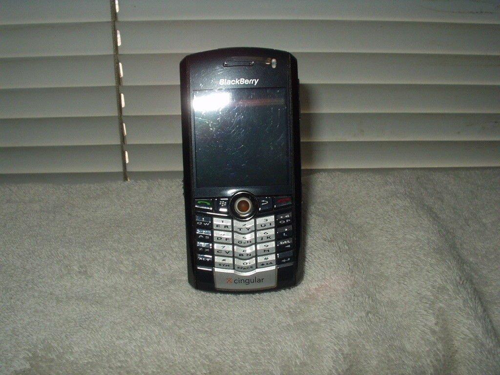 blackberry pearl cingular wireless # prd-12510-003 parts or repair untested