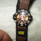 tazmanian devil taz licensed looney tune watch armitron 1998 warner brothers