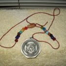 NATIVE AMERICAN BOY SCOUTS LAS VEGAS AREA COUNCIL AZ,NV,CA MOAPA 2006 NECK MEDALION MEDAL