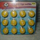 bzpet bz pet yellow cartridge refills 1 pack with 12 ea inside  # ex35