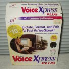 VINTAGE L & H VOICE XPRESS PLUS SEALED 4 WINDOWS 95 OR NT 4.0 DICTATE EDIT MICROSOFT WORD VOICE
