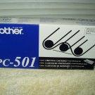 brother pc-501 oem fax 575 printing cartridge thermal ribbon