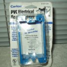 Pvc Electrical Box Extender carlon #b1ext-crd blue use with non metal boxes