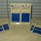 leather sewing needles dritz 56 g size/gr./tam. 3/7 lot of 6 packs of 3 18 total