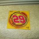 "kevin harvick #29 2007 4"" round color sticker decal sopus products brand"