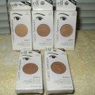 e.l.f. custom eyeshadow eye shadow step 2 refill 2511 wheat lot of 5 ea