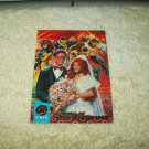 the wedding of cyclops & jean grey part 3 card xmen marvel comics