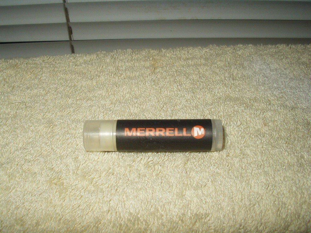 sun screen organic vial stick .15 oz. merrell broad spectrum protection