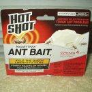 hot shot maxattrax ant bait 1 box w/ 4 stations