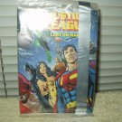 dc comics justice league lost on mars general mills mini comic book year 2014 #6