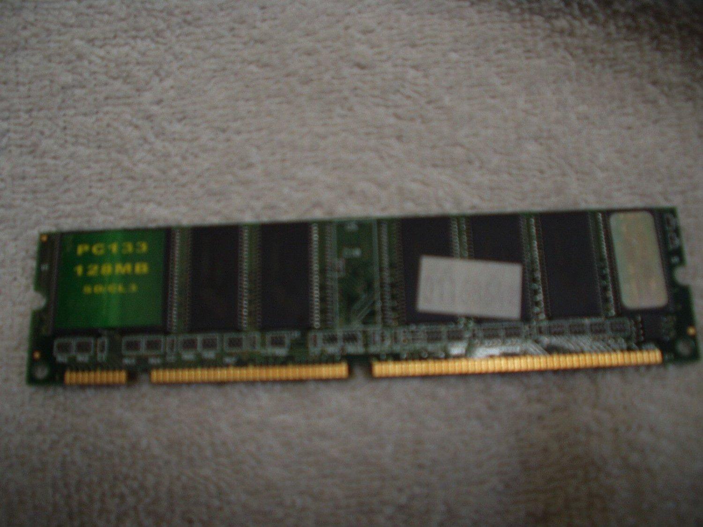 ram memory 256MB ram 2 X 128MB pc133 128mb sd/cl3 & 128mb sdr 133