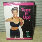 tear it up! dvd total body blast debbie siebers slim series disc 5 1 hour long sealed