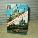 paris france vintage post cards pack of 20 each from the 1970's unused lyna