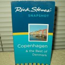 rick steves snapshot travel guide copenhagen & the best of denmark