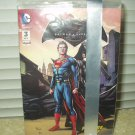 dc comics batman v superman dawn of justice 3rd of 4 sealed mini comic book