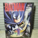 "batman dvd the animated series ""the legend begins"" 110 minutes"
