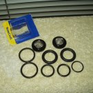 plumbing washer faucet o-rings 7 ea brasscraft ron-vik 2 ea gasket screens