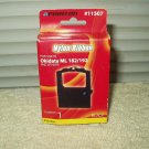 porelon # 11507 black nylon ribbon for okidata ml 182 192 & many more
